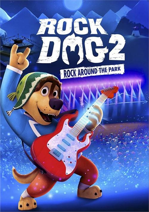 Rock Dog 2 (DVD)