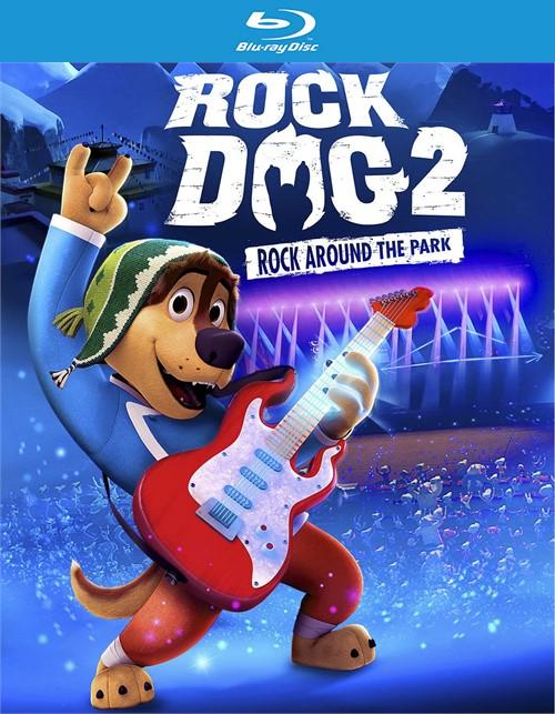 Rock Dog 2 (Blu ray)