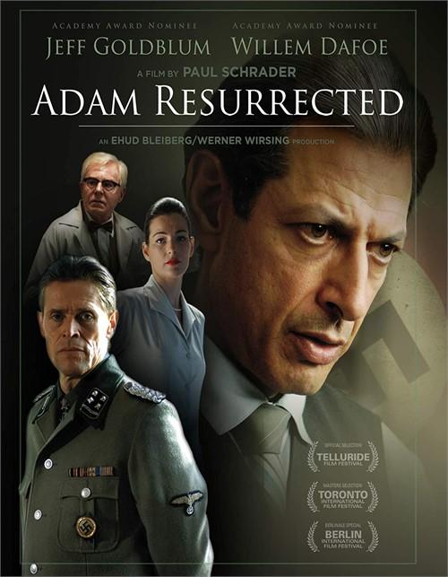 Adam Resurrected (Blu ray)