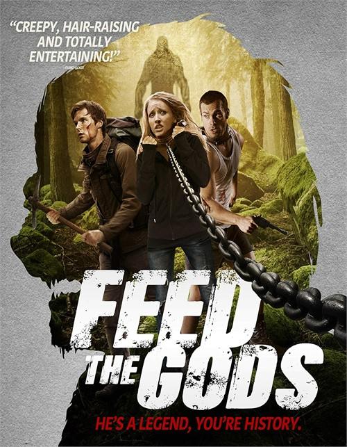 Feed The Gods (Blu ray)