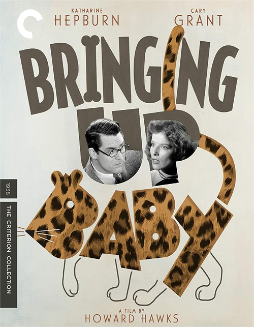 Bringing Up Baby (The Criterion Collection Blu ray)