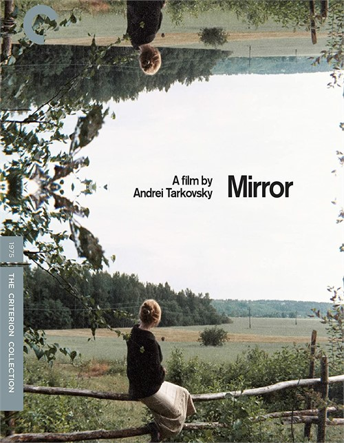 Mirror (The Criterion Collection Blu ray)