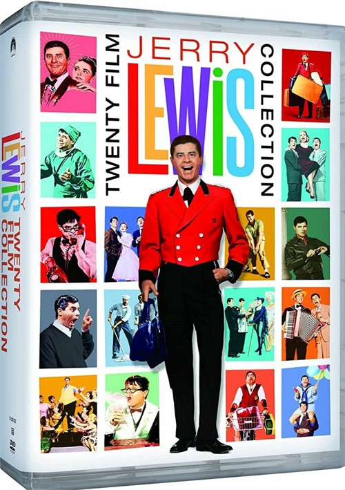 Jerry Lewis: The Essential 20-Movie Collection