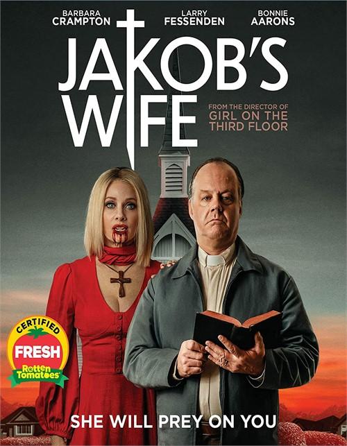 Jakobs Wife (Blu ray)