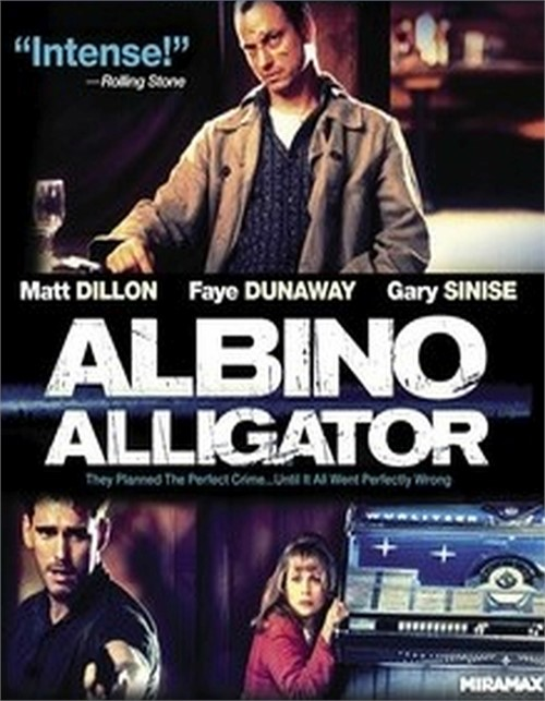 Albino Alligator (Blu ray)