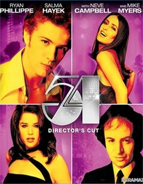 54 (Blu ray)