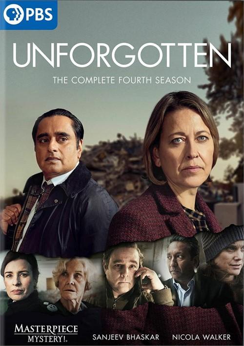 Unforgotten: The Complete Fourth Season