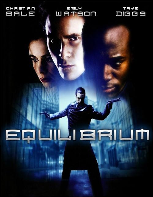 Equilibrium (Blu ray)