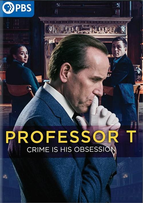 Professor T.: The Complete First Season