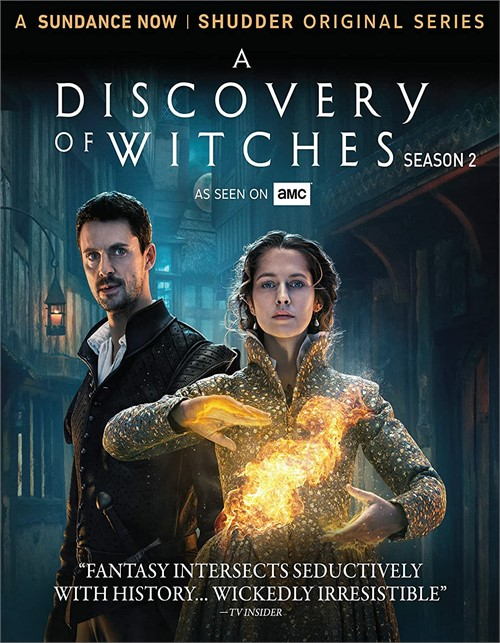 A Discovery of Witches: Series 2 (Blu ray)