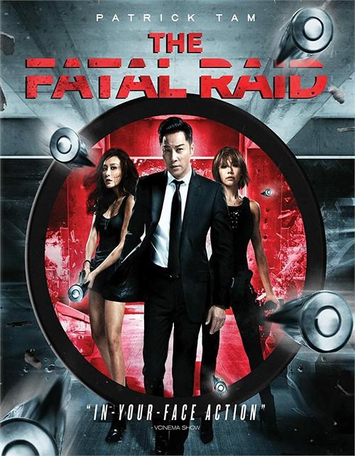 The Fatal Raid (Blu ray)