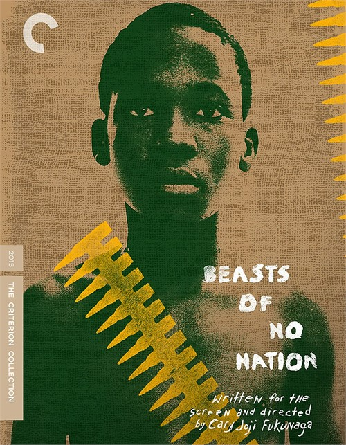 Beasts of No Nation (The Criterion Collection Blu ray)