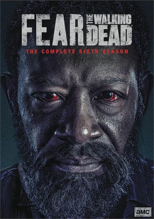 Fear the Walking Dead: Season 6 (DVD)