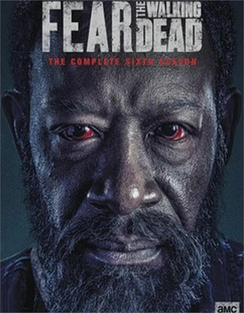 Fear the Walking Dead: Season 6 (Blu ray)