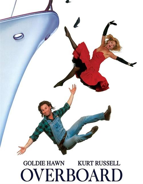 Overboard (Blu ray)