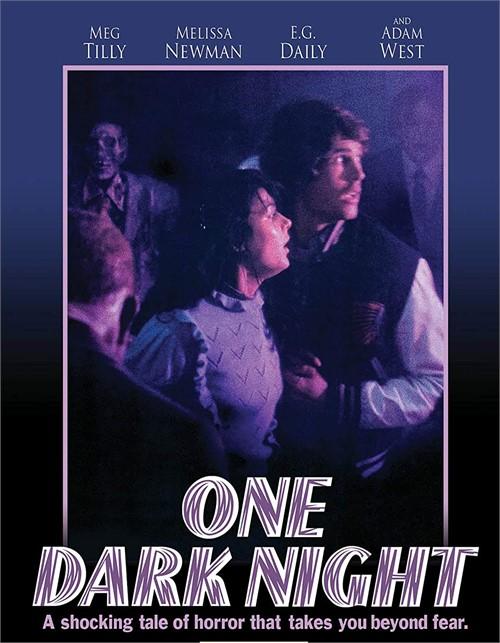 One Dark Night (Blu ray)