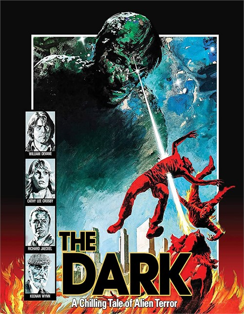 The Dark (Blu ray)