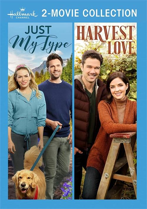 Hallmark 2-Movie Collection: Just My Type & Harvest Love