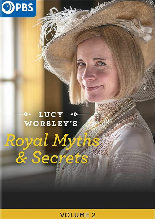 Lucy Worsleys Royal Myths And Secrets, Vol. 2