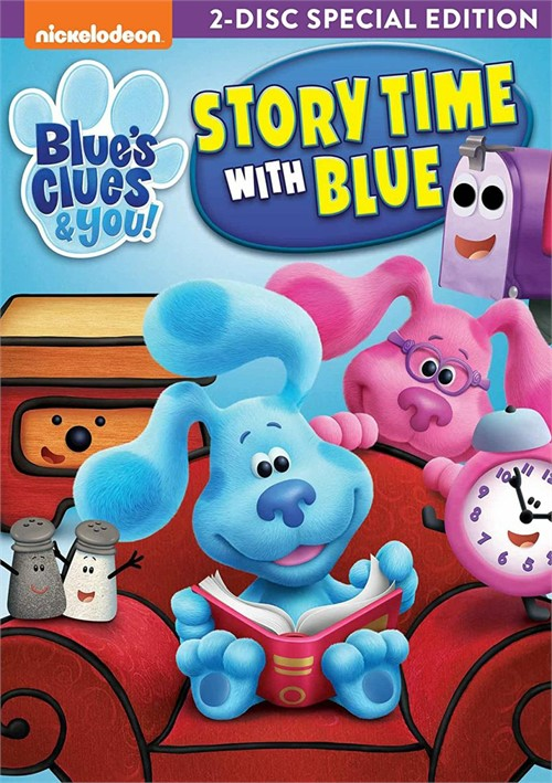 Blues Clues & You! Story Time with Blue