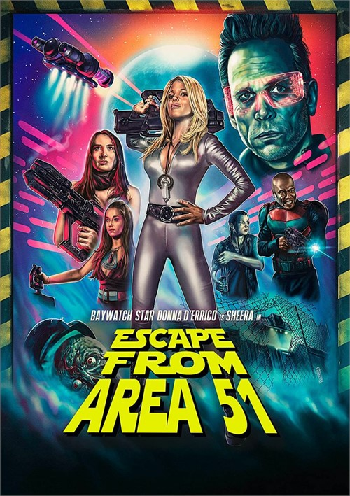 Escape From Area 51 (DVD)