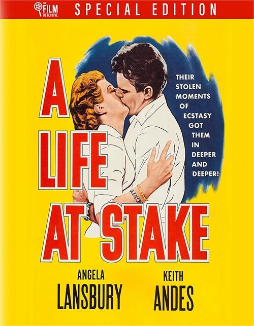 A Life At Stake (Blu ray)