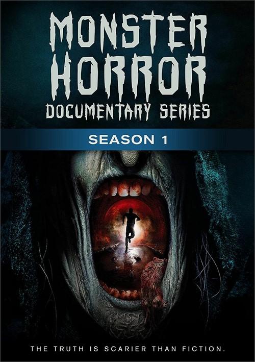 Monster Horror Documentary Series Season 1
