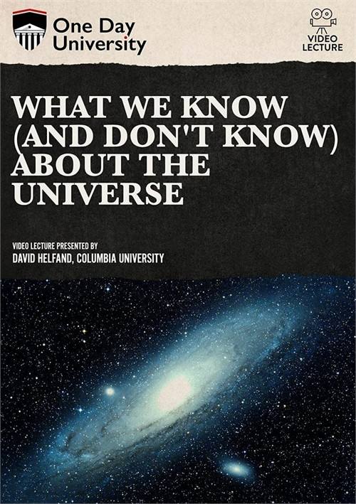 What We Know (And Dont Know) About The Universe