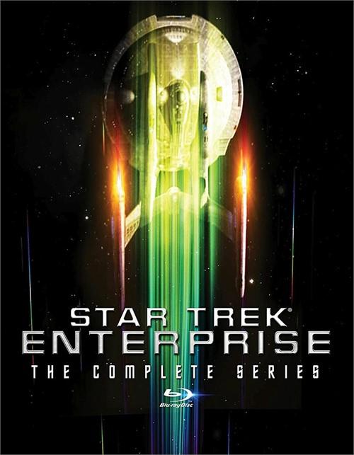 Star Trek Enterprise: The Complete Series (Blu ray)