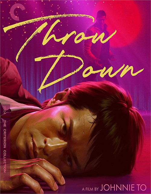 Throw Down (The Criterion Collection Blu ray)