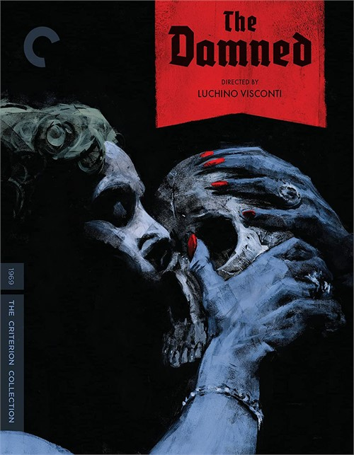 The Damned (The Criterion Collection Blu ray)