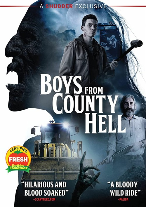 Boys From County Hell (DVD)