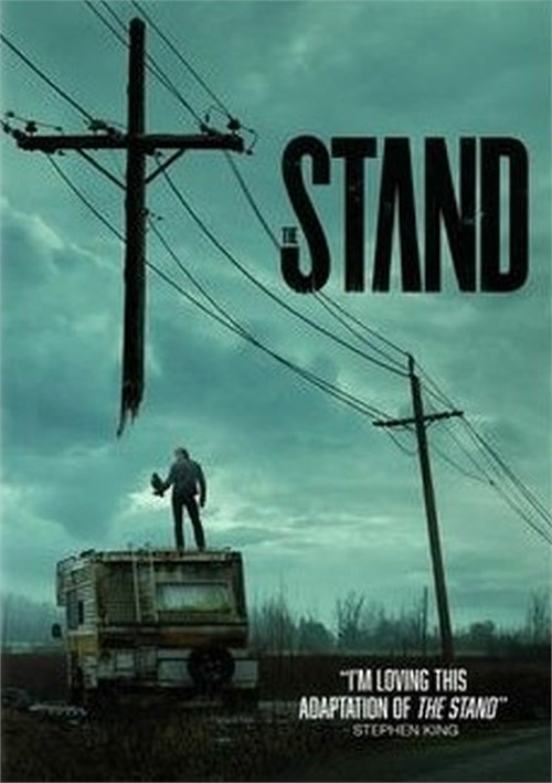 The Stand (2020 Limited Series DVD)