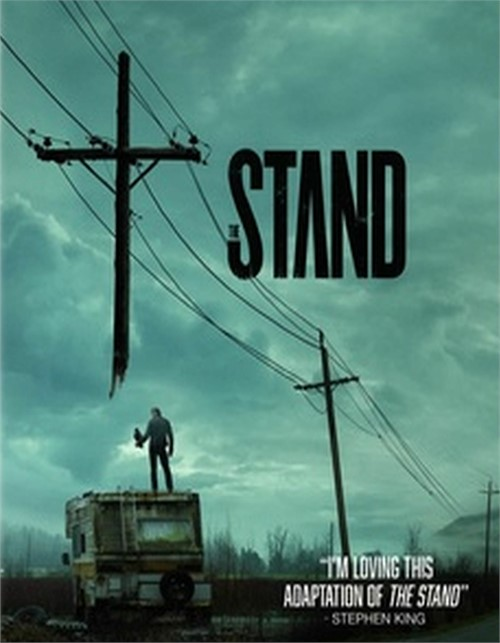 The Stand (2020 Limited Series Blu ray)