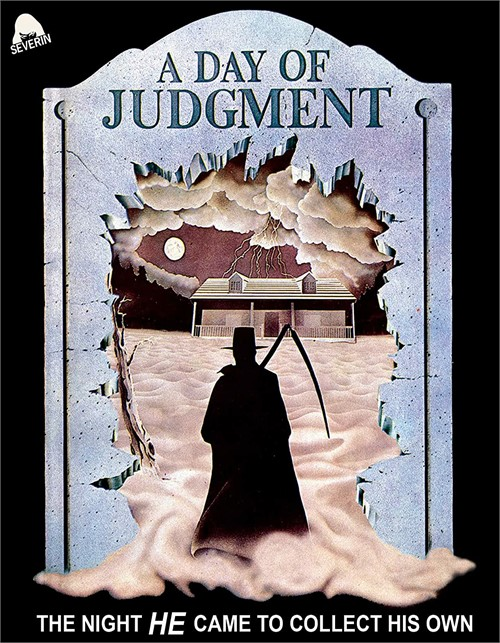 A Day Of Judgment (Blu ray)