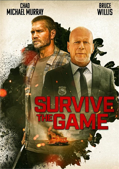 Survive the Game (DVD)