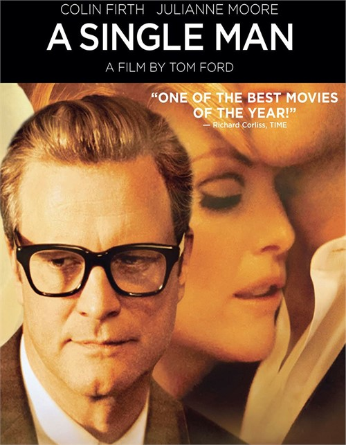 A Single Man (Blu ray)