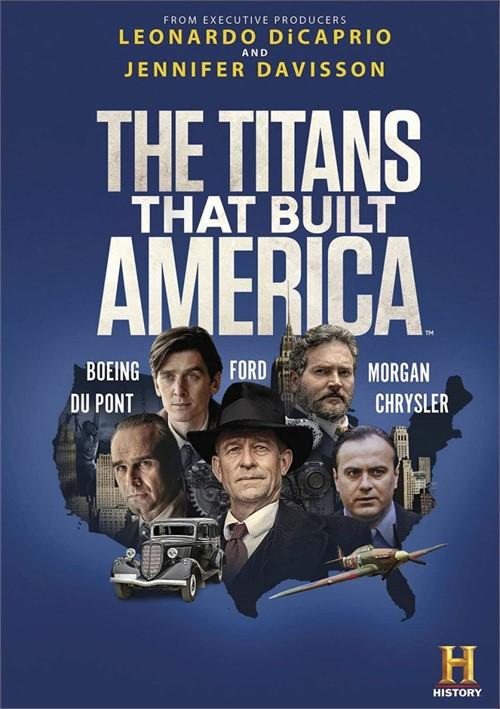 The Titans that Build America