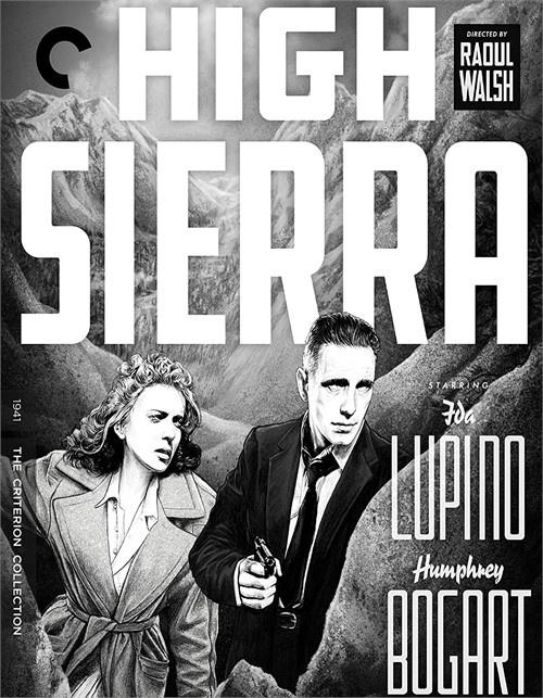 High Sierra (The Criterion Collection Blu ray)