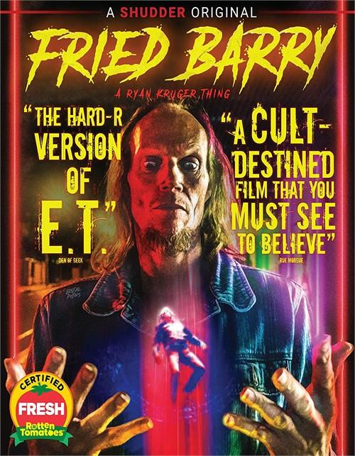 Fried Barry (Blu ray)