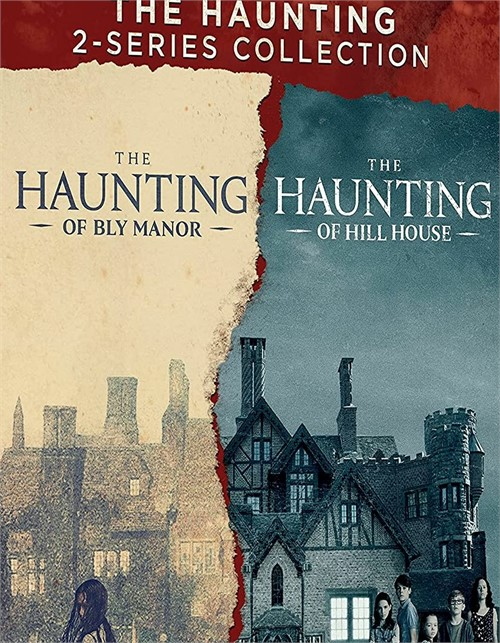 The Haunting Collection (Blu ray)