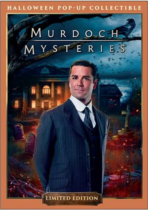Murdoch Mysteries: Halloween Pop-Up Collectible