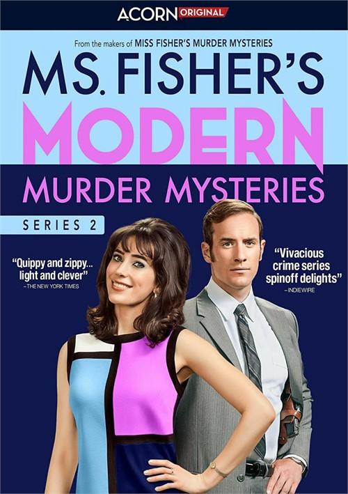 Ms. Fishers Modern Murder Mysteries: Series 2