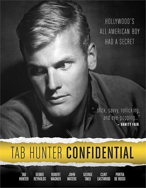 Tab Hunter Confidential (Blu ray)