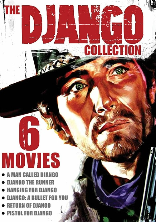 Django Collection Volume One: Six Film Set