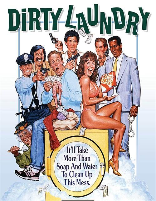 Dirty Laundry (Blu ray)