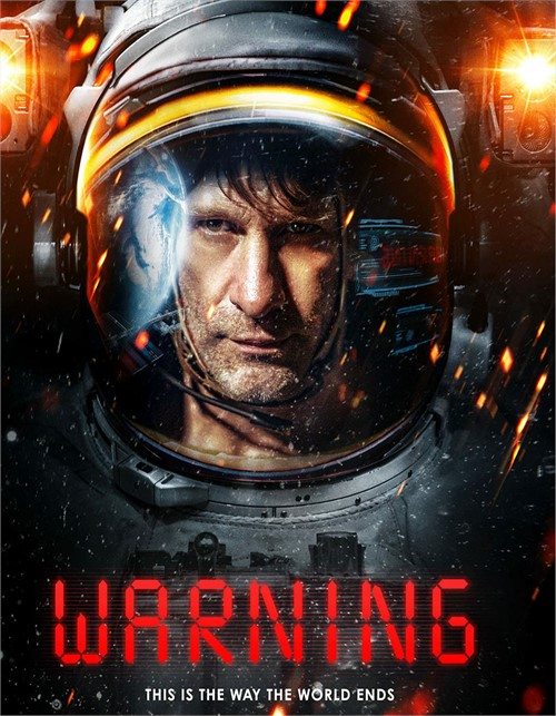 Warning (Blu ray)