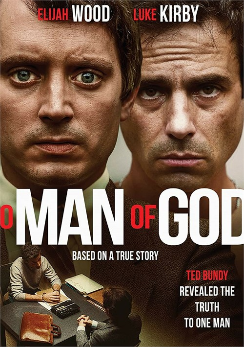 No Man of God (Blu ray)