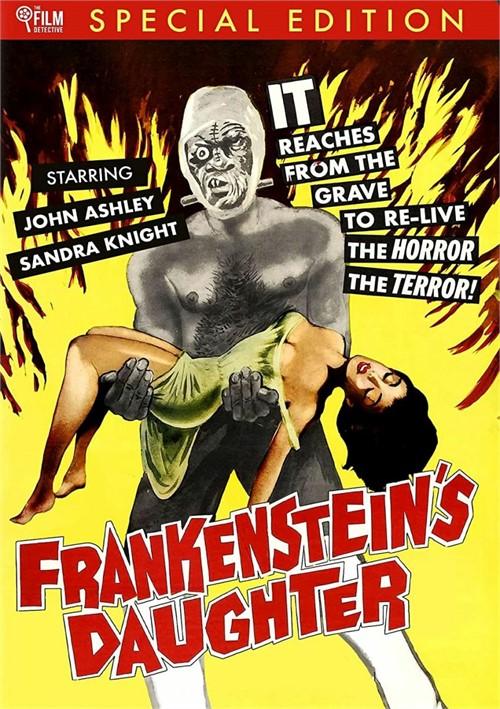 Frankensteins Daughter (DVD)
