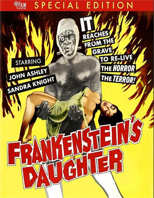 Frankensteins Daughter (Blu ray)